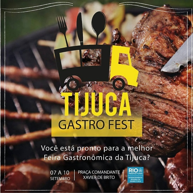 Gastro Fest - Praça Xavier de Brito