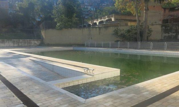 Reabertura da Vila Olímpica de Vila ficou só na promessa