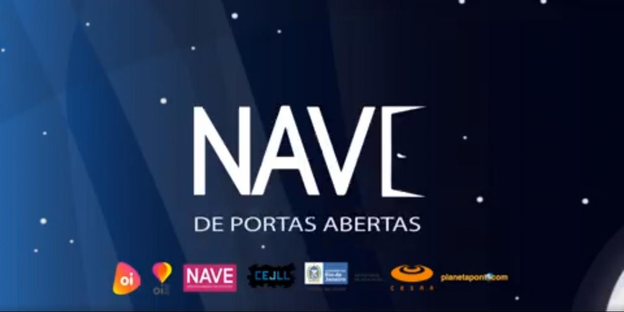 NAVE leva oficinas de criação, design e história para a Tijuca