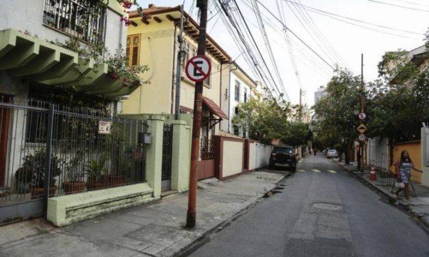Câmara aprova tombamento de rua bucólica no Maracanã