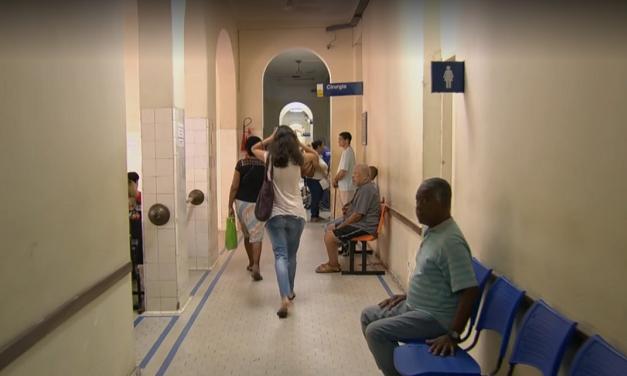 Hospital Gaffré Guinle amplia leitos e bate recorde em atendimentos