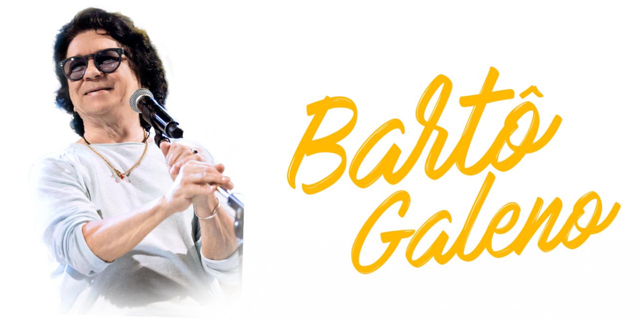 Bartô Galeno lança novo DVD na Feira de São Cristóvão neste domingo