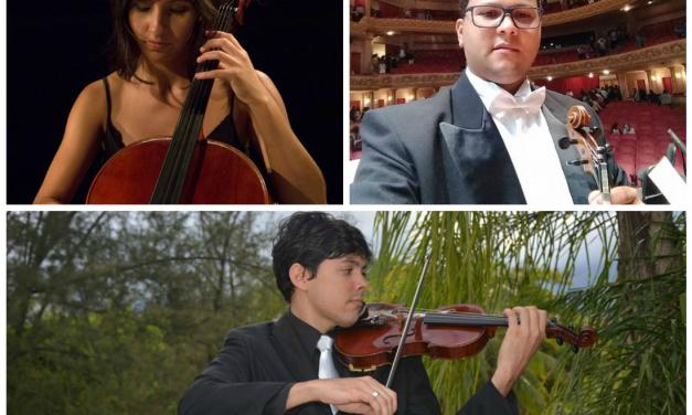 Quarteto Buriti leva musica clássica para Tijuca