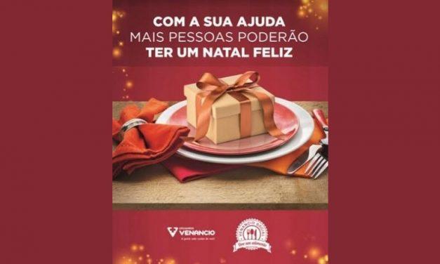 Drogaria Venancio promove campanha de arrecadação de alimentos no Natal