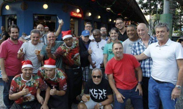 Ceia natalina popular é reeditada em choperia de Vila Isabel