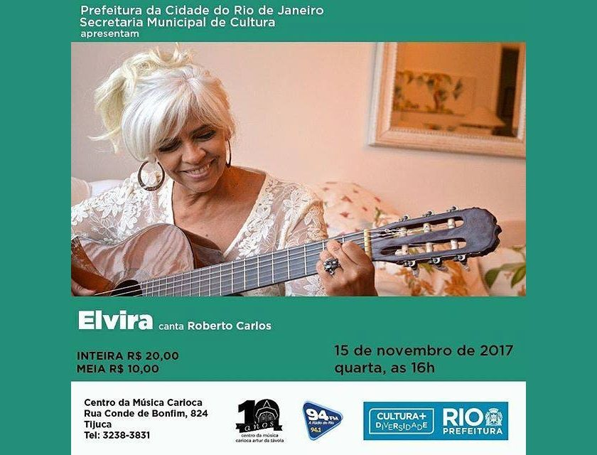 Elvira canta Roberto Carlos