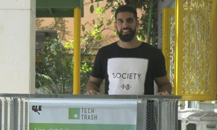 Lixo eletrônico com destino certo