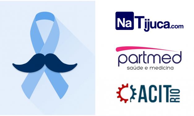 Na Tijuca: empresas se unem em prol de Novembro Azul