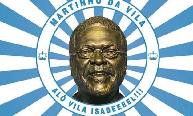Martinho da Vila festeja 80 anos e Unidos de Vila Isabel