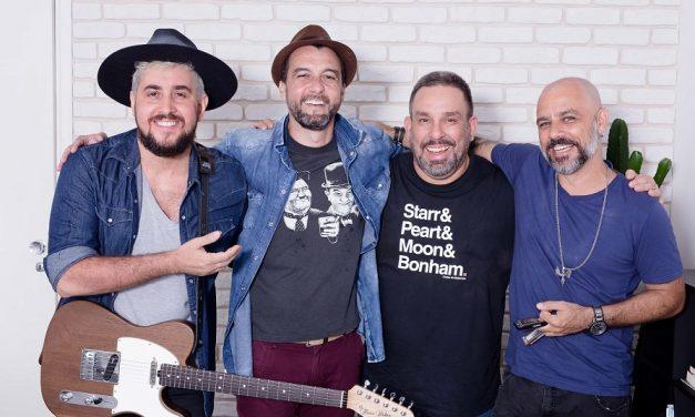 """Show de lançamento do EP """"Um Muro Não- 20 anos de Fato"""" na Tijuca"""
