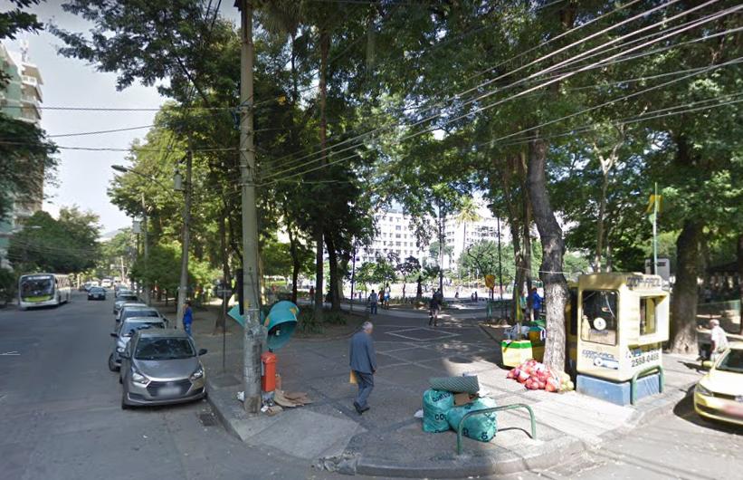 Família é assaltada durante distribuição de comida a pessoas carentes na Tijuca