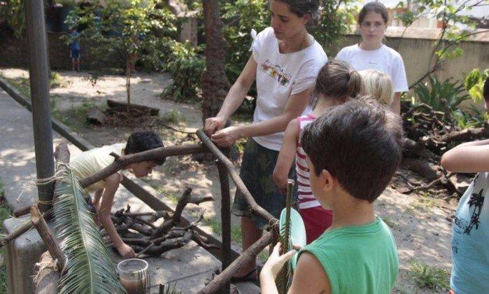 Colônia de férias: Temporada de diversão na Grande Tijuca
