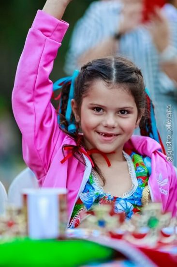 Mini blogueira Juh Grossy - Foto Gutho Oliveira
