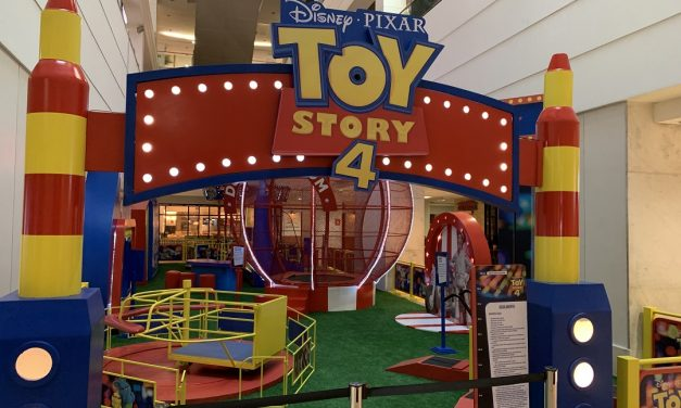 Shopping Tijuca recebe evento inédito Inspirado em Toy Story 4