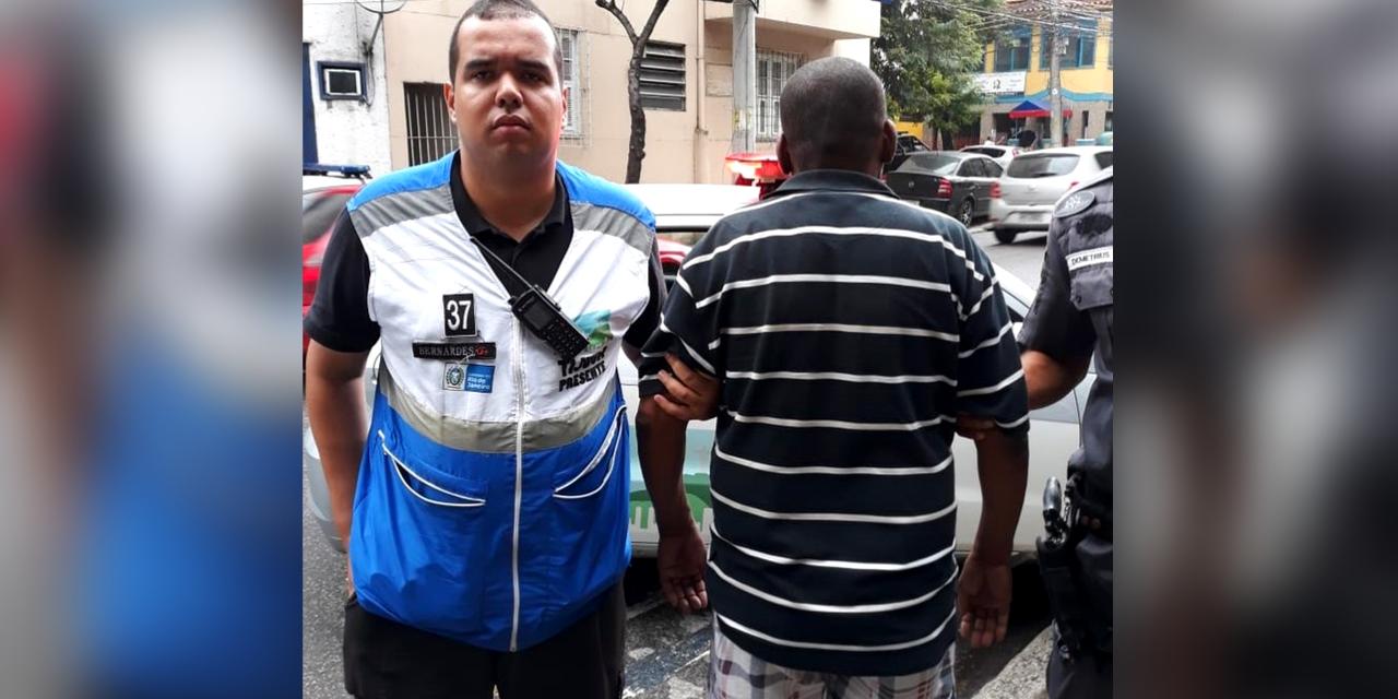 Tijuca Presente prende suspeito por meio de imagens de câmera de reconhecimento facial