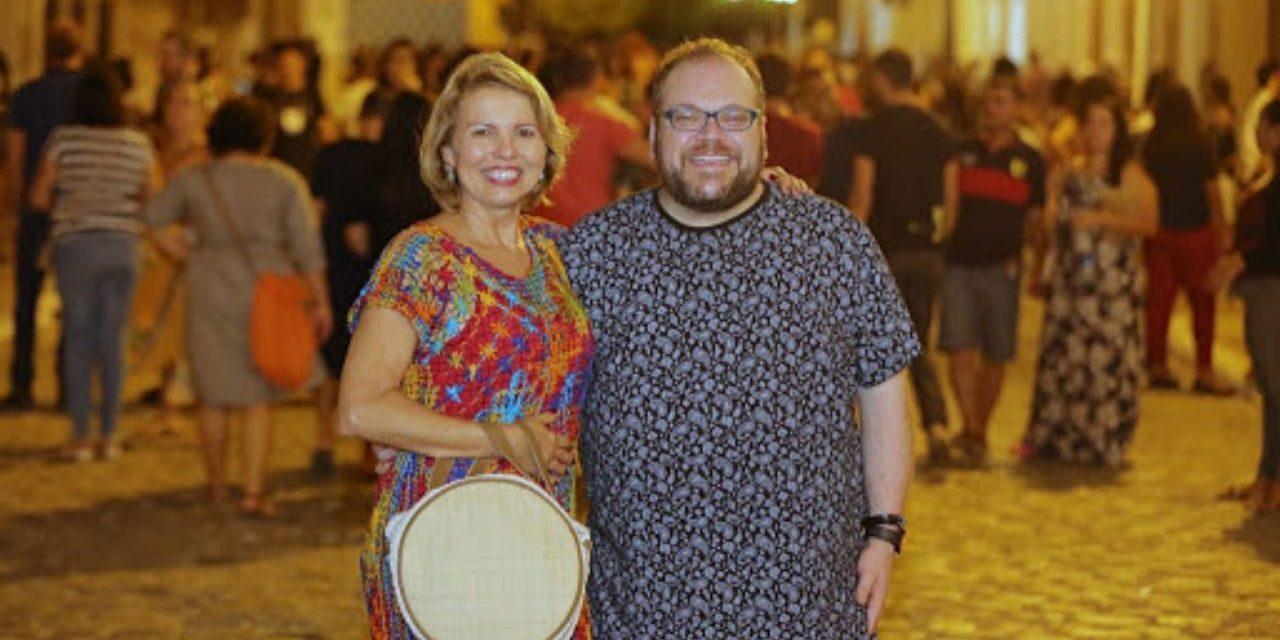 Jornalista Tijucano Rodrigo Teixeira é recebido com festa na Bienal Internacional do Livro de Alagoas