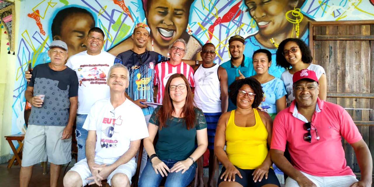 Tijuca Solidária: seguem os preparativos para a Campanha de Natal das Crianças do Salgueiro