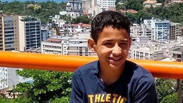 O adolescente Matheus Borges que desapareceu no Andaraí é encontrado após três dias de buscas