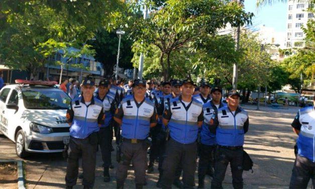 Operação Tijuca Presente completa 1 ano com solenidade na Praça Saenz Pena.