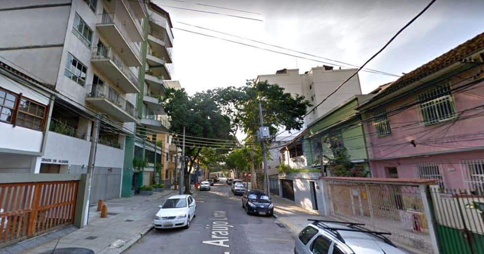 Rua Araújo Lima, na Tijuca, vive rotina de medo