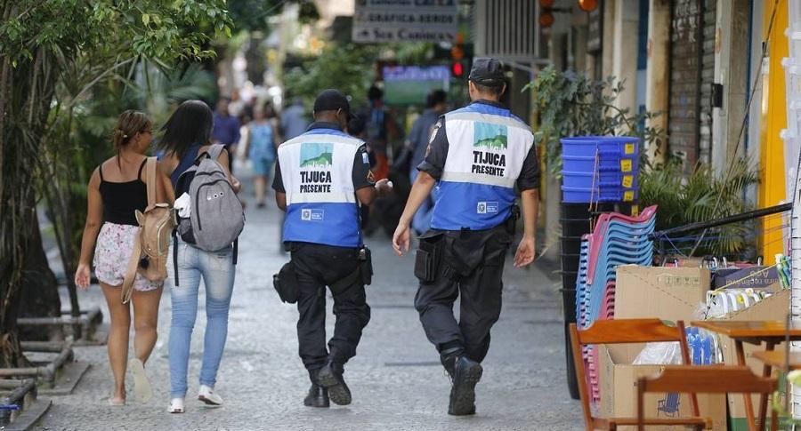 Após 1 ano de Tijuca Presente roubos de celular caem 91% na Tijuca