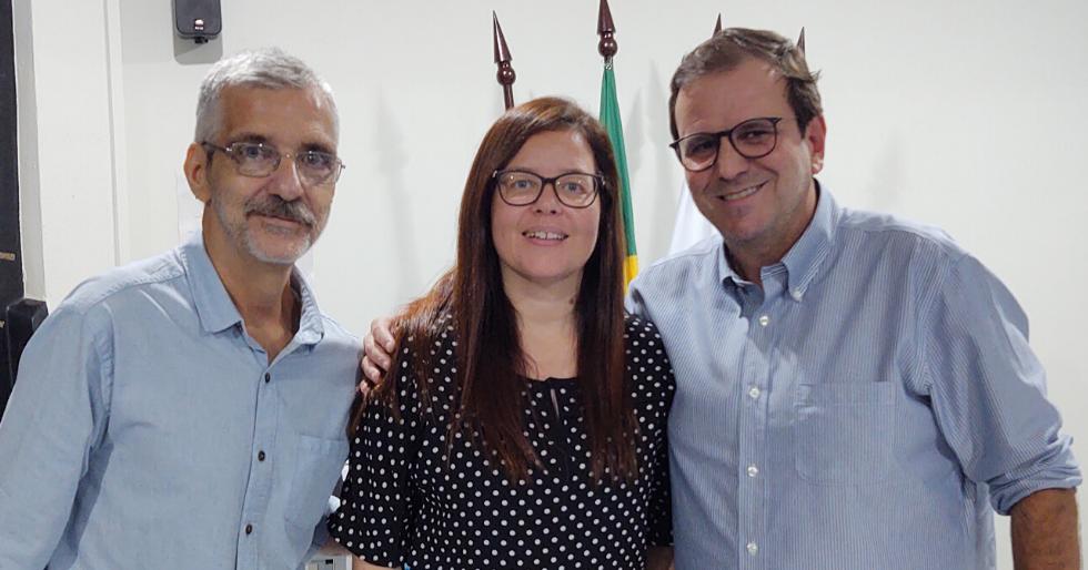 Associação da Tijuca recebe Eduardo Paes e entrega Propostas para melhoria do Bairro