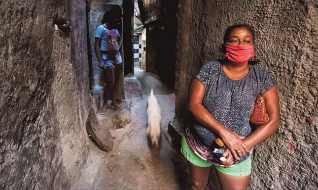 Em apenas 15 dias mortes por Covid-19 dobram nas favelas do Rio