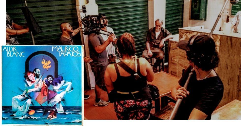 Série para TV retrata a Tijuca com base na obra de Aldir Blanc